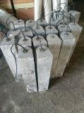 ISO 증명서 높은 순수성 팔기 전에 포장된 마그네슘 양극