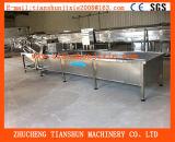 Schoonmakende Machine van de Luchtbel van de hoge druk de Automatische, Fruit&Vegetable Wasmachine tsxq-60