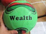 Balón de fútbol de goma para la promoción
