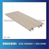 Панель стены конструкции Moden деревянная пластичная составная с сертификатом SGS (CZ-78B)