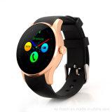 K88s BluetoothのSIMのカードスロットが付いているスマートな腕時計の電話