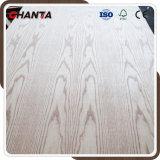 Rote/weiße Eichen-Fantasie-Furnierholz mit gutem Preis