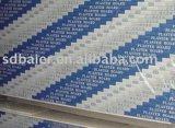 O papel enfrentou a placa de gipsita/a placa teto do emplastro em China