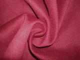 Tela de estiramento dobro de lã do velo
