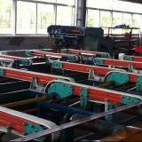 자동적인 G 수용량 자동 유압 찬 그림 기계 구리 로드 구리 공통로 그림 기계