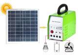 Sistema domestico solare portatile