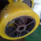 Tfp Custom Made Rubber Roller para mercado europeu