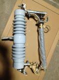 Le coupe-circuit de fusible, chutent fond dehors 24kv
