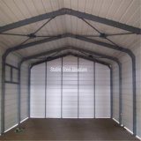Edifícios de armazenamento de aço da garagem com custo barato