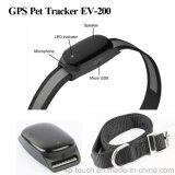 Animais de estimação GPS Tracker com mapa real do mapa (EV-200)