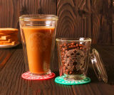 Starbuck doppel-wandige Kaffeetasse mit Deckel