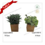 Os preços de fábrica vendem por atacado a decoração artificial do festival do Topiary