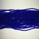 Grano azul del cristal de la ágata de la piedra preciosa semi de la piedra preciosa