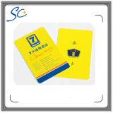 Buena tarjeta elegante del PVC 125kHz Tk4100 IC de la calidad