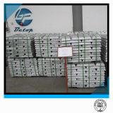Lingotto puro 99.995% dello zinco di prezzi del lingotto 99.99%/Factory dello zinco
