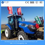 Trator de cultivo agricultural Highpower 125HP do motor da potência de Weichai da fonte com 4WD
