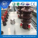 10kv трансформатор электропитания распределения полного запечатывания Oil-Immersed ONAN