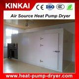 Машина сушильщика теплового насоса источника воздуха для коммерческого использования