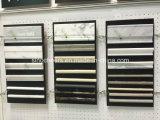 Mattonelle di pavimento di marmo in bianco e nero del mosaico di prezzi bassi