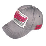 Горячая бейсбольная кепка сбывания с заплатой Gjwd1711 вышивки