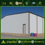 Edifício pré-fabricado do armazém do frame de aço (LS-FL-066Y)
