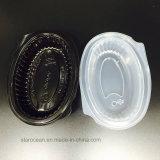 プラスチックPVC/Petの製品の包装のお弁当箱