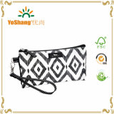 Preiswertes Small Cotton Cosmetic Bag mit Custom Logo