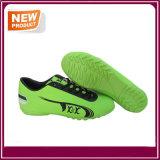 كرة قدم كرة قدم أحذية مع [غرين كلور]