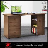 Bureau en bois moderne d'ordinateur de cerise de meubles de Home Office d'Amazone