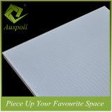 Treffen dekorative Aluminiumfliesen der Decken-600*1200 auf Büro-Raum zu