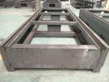 500W 1000W 2000W Edelstahl-Kohlenstoffstahl-Eisen-Metalllaser-Scherblock