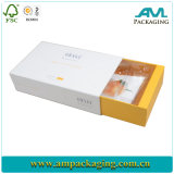 Insert를 가진 호화스러운 Carton Rigid Gift Box Cosmetic Packaging Paper Box