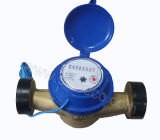 Sola clase seca C Dn15-40 del contador del agua de la dial de jet