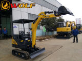 We18 1.8t Perkins Engine Mini Excavator