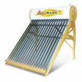 Calefator de água solar evacuado Não-Pressão da câmara de ar (ALT)