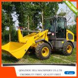1500kg Zl15 Miniladevorrichtung/Vorderseite-Ladevorrichtung/kleine Ladevorrichtung