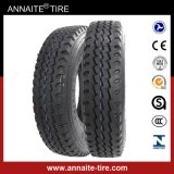Todo o pneumático radial de aço 1100r22 do caminhão