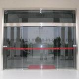 Porta automática com projeto de Nabco