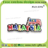 Regali di promozione dei ricordi dei magneti del frigorifero per la Malesia personalizzata (RC-MA)