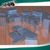 중앙 Hard를 위한 다이아몬드 Segments 및 Hard Granite 및 Marble (SG-029)