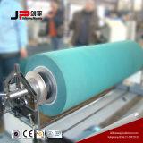 Máquina de equilibrio horizontal del rodillo de goma del rodillo de molino con el certificado del Ce