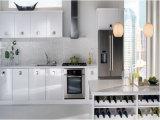 Gabinete de cozinha elevado da pintura da padaria do lustro de Welbom