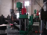 Briquetters 기계 (SBJ-250B)를 재생하는 자동적인 알루미늄 철 금속 작은 조각 유압 연탄
