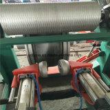 Händlerpreis-verwendete Reifen-alte Gummireifen-runderneuernde Maschinen-Zeile