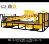Separador magnético permanente de la tubería de la serie Rcya-200 para el cemento, producto químico, carbón, plástico, materiales de construcción