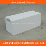 AAC Wall Block para el bloque de cemento de Autoclaved Aerated