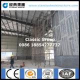 Disegno d'acciaio industriale della costruzione