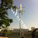 turbina de vento 1kw vertical com inversor & controlador