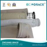 Bolso de filtro de acrílico del filtro del polvo de la alta calidad