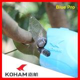 Koham filetea las tijeras de la batería de ion de litio de la poda de árbol de fruta cítrica